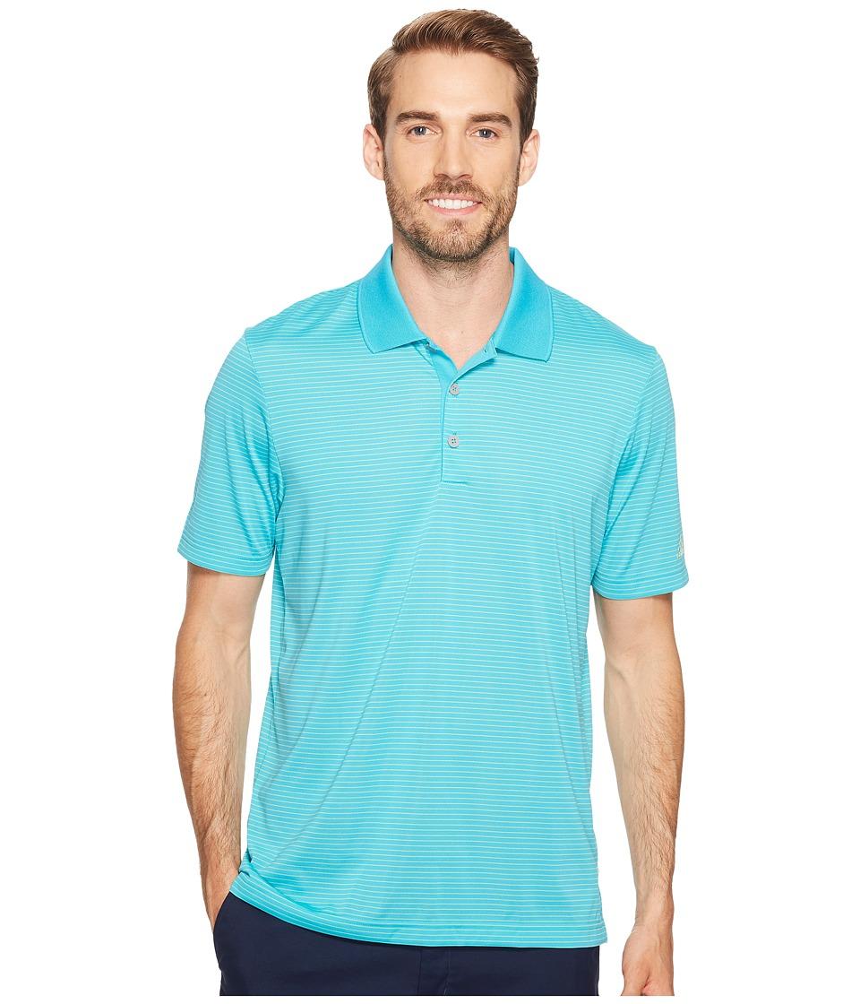 adidas Golf - 2-Color Merch Stripe Polo