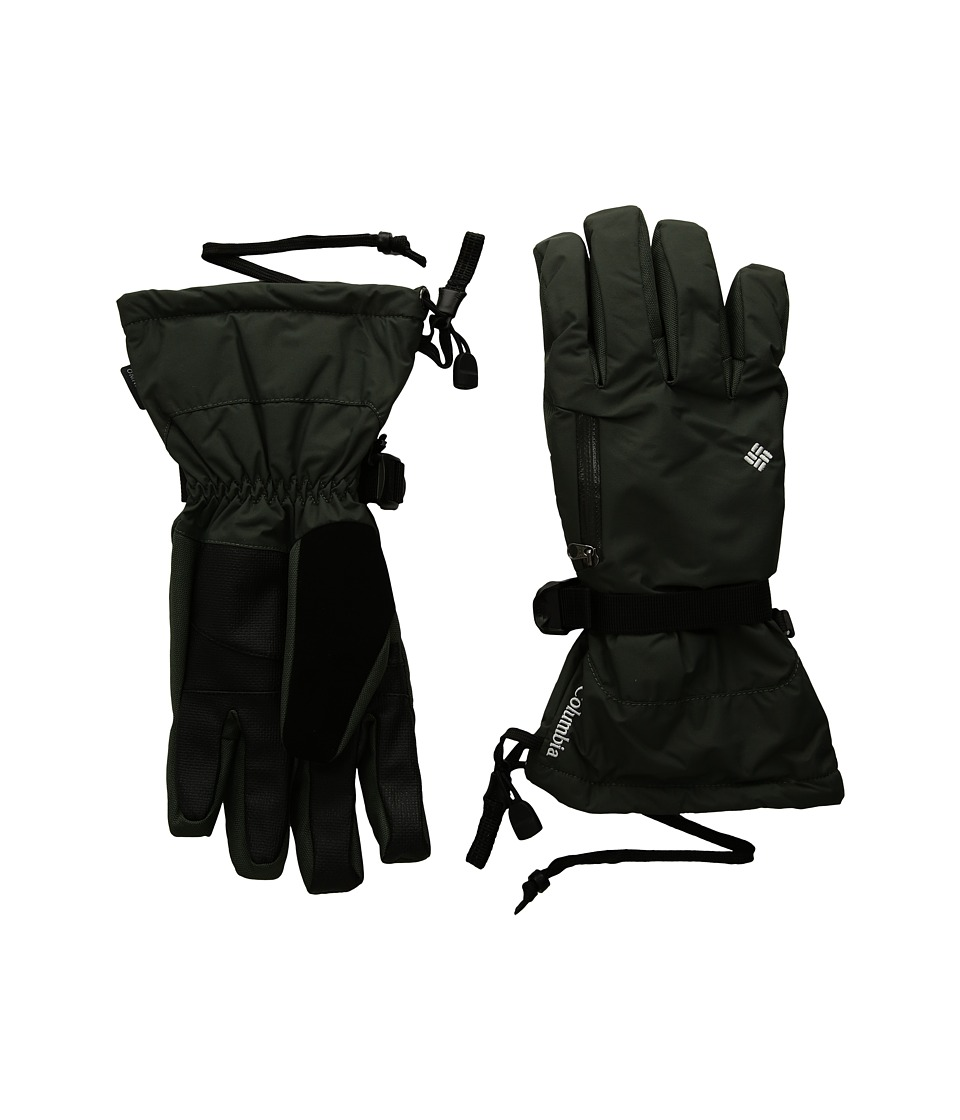 Columbia Bugabootm Interchange Glove (Gravel/Gravel) Extreme Cold Weather Gloves