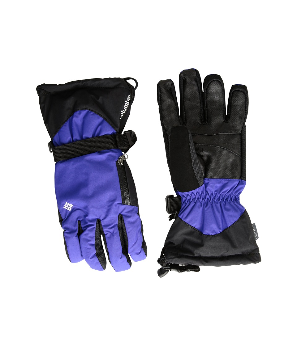 Columbia - Bugabootm Interchange Glove (Clemente Blue/Black) Extreme Cold Weather Gloves