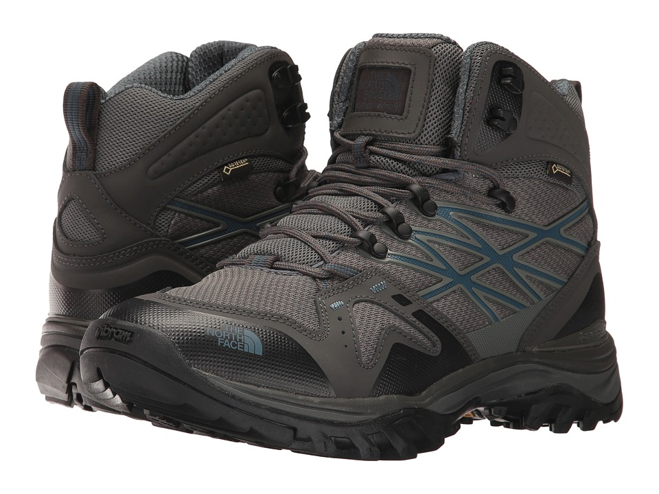 North Face Hedgehog Fastpack Mid GTX (Graphite Grey/Dark ...