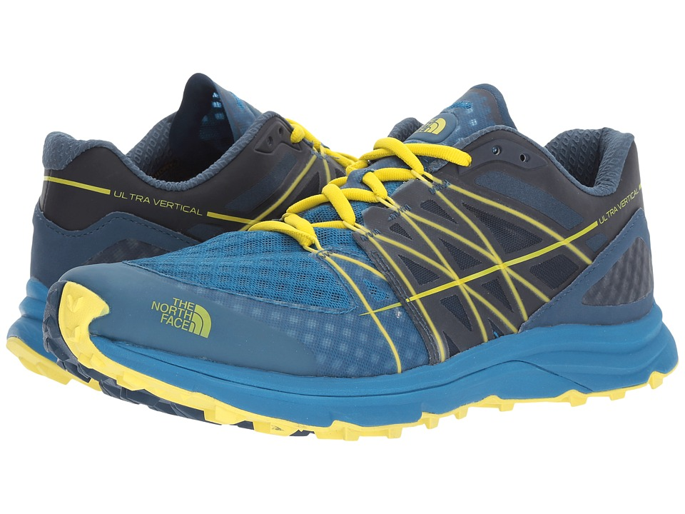 The North Face Ultra Vertical (Seaport Blue/Acid Yellow) Men