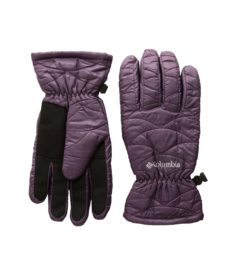 Columbia Mighty Litetm Glove (Dusty Purple) Extreme Cold Weather Gloves