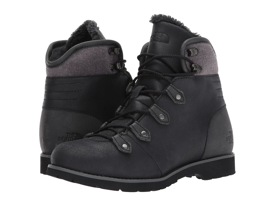 The North Face Ballard Boyfriend Boot (TNF Black/Iron Gate Grey) Women