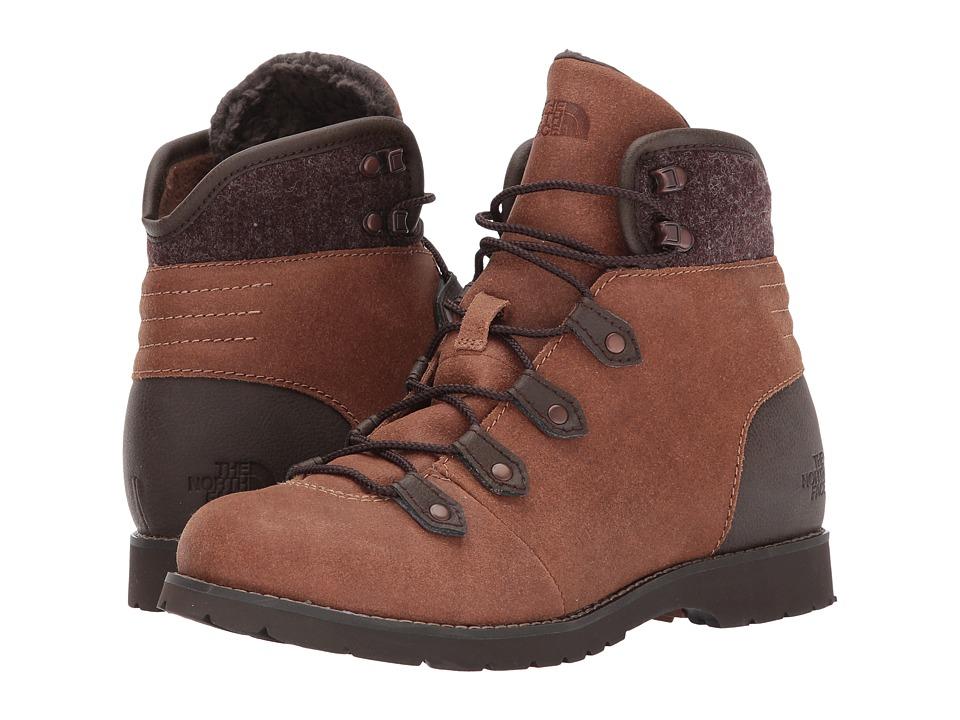 The North Face Ballard Boyfriend Boot (Dachshund Brown/Demitasse Brown) Women