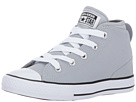 Converse Kids - Chuck Taylor All Star Syde Street Leather Mid (Little Kid/Big Kid)