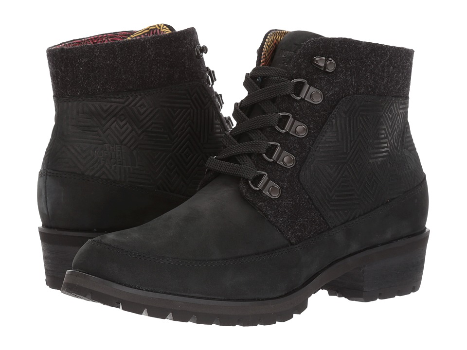 The North Face Bridgeton Ankle Lace (TNF Black/TNF Black) Women