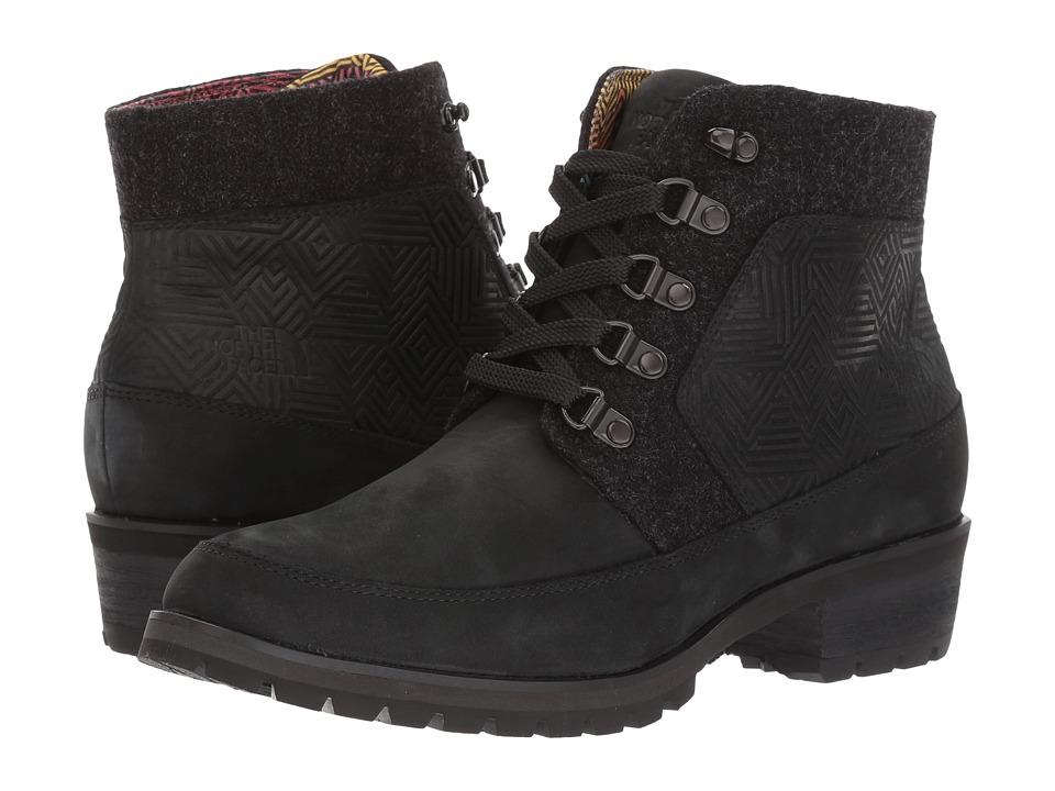 The North Face Bridgeton Ankle Lace (TNF Black/TNF Black) Women