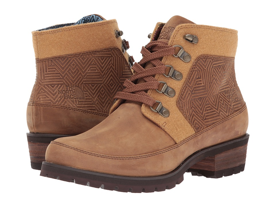 The North Face Bridgeton Ankle Lace (Tagumi Brown/Brunette Brown)