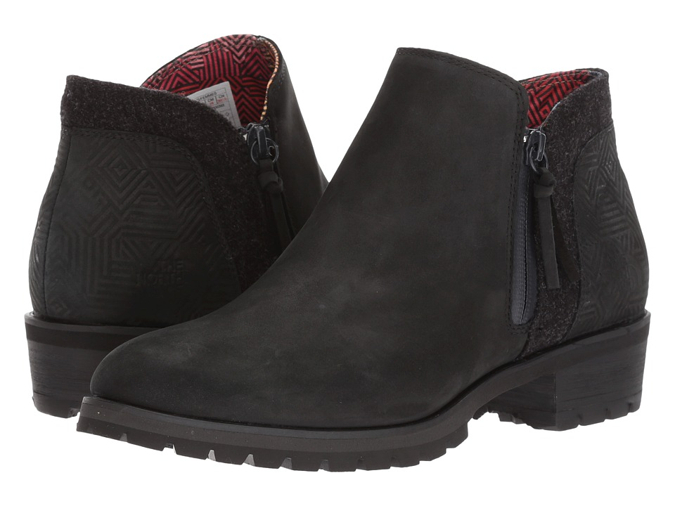 The North Face Bridgeton Bootie Zip (TNF Black/TNF Black) Women