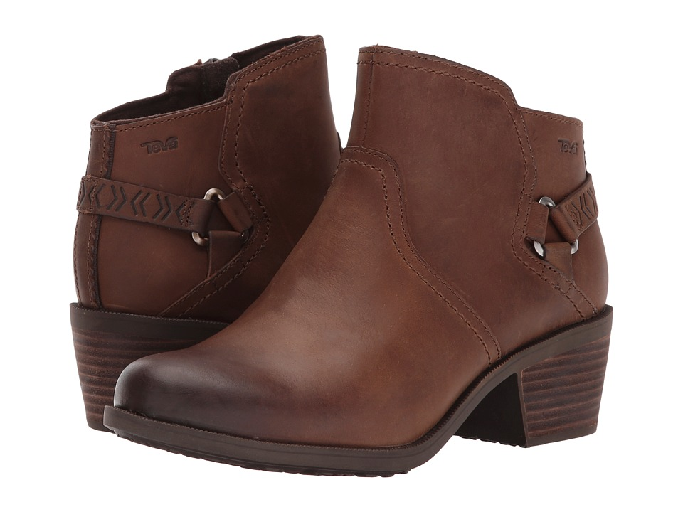 Teva Foxy WP (Brown) Women's Shoes