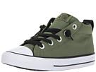 Converse Kids - Chuck Taylor All Star Street Basket Weave Mid (Little Kid/Big Kid)