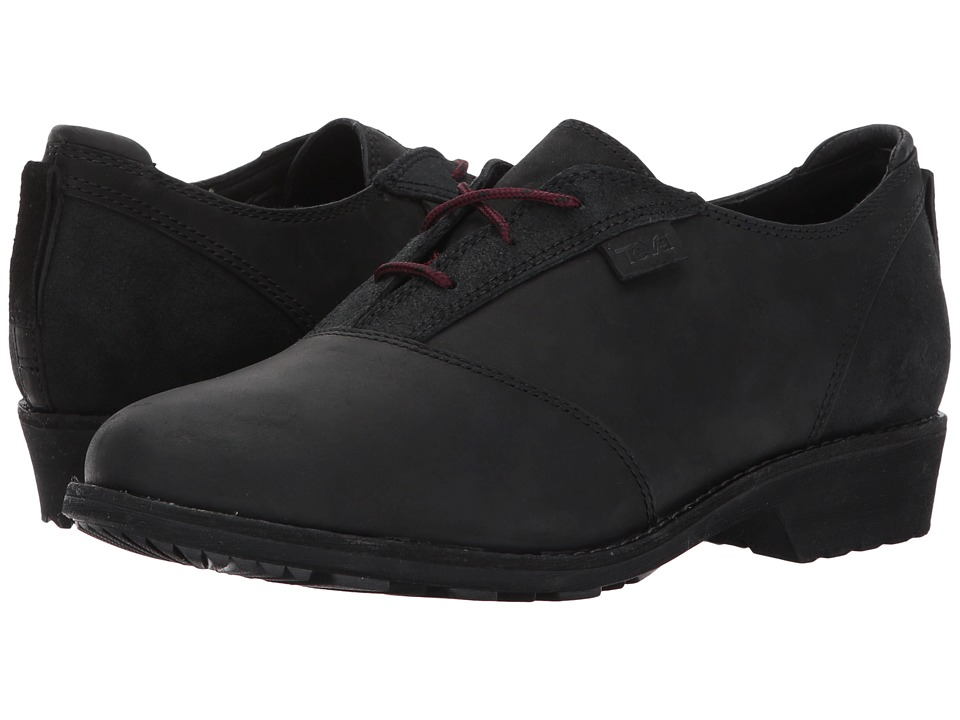 Teva De La Vina Dos Shoe (Black) Women