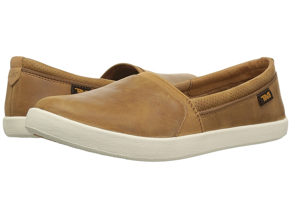 Teva Willow Slip-On (Pecan) Women