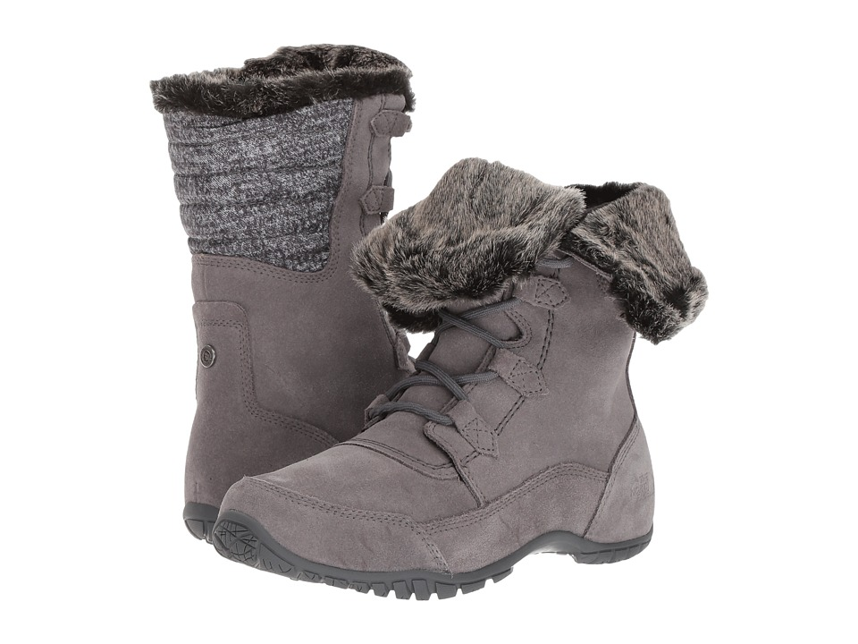 The North Face Nuptse Purna II (Frost Grey/Iron Gate Grey) Women