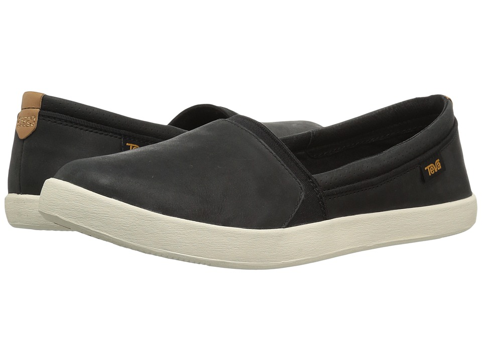 Teva Willow Slip-On (Black) Women