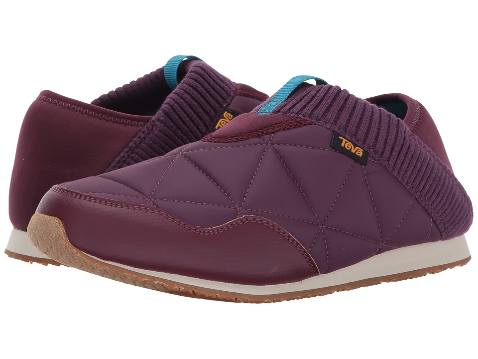 Teva Ember Moc (Fig) Women's Shoes