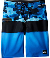 Quiksilver Kids - Blocked Resin Camo Boardshorts (Big Kids)