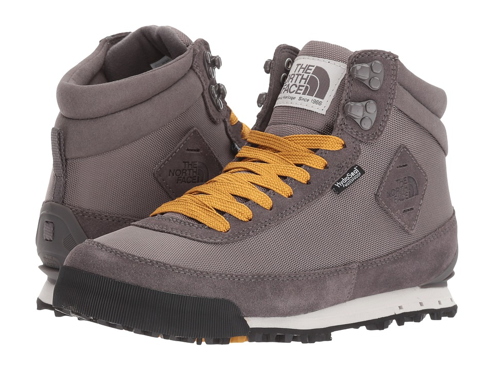 The North Face Back-To-Berkeley Boot II (Dark Gull Grey/Windchime Grey) Women