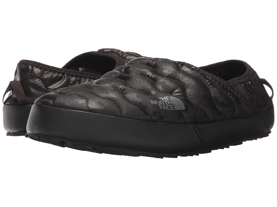 The North Face ThermoBall Traction Mule IV Luxe (Splash Print/TNF Black) Women