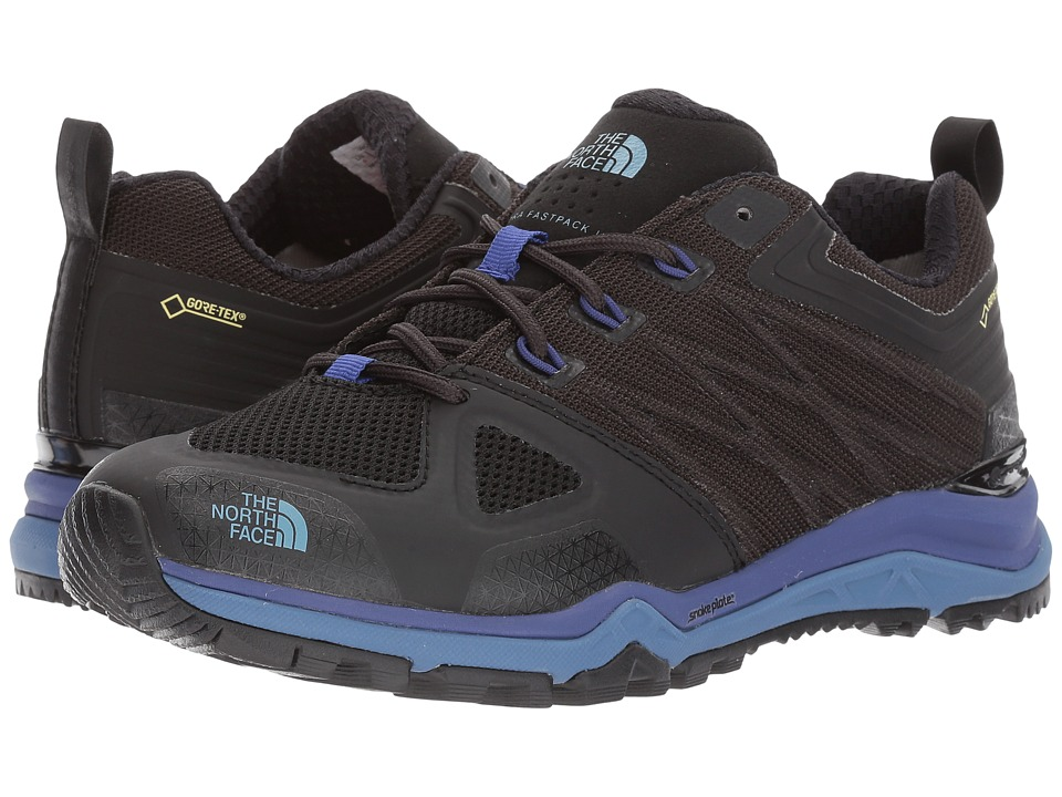 The North Face Ultra Fastpack II GTX(r) (TNF Black/Bright Navy) Women