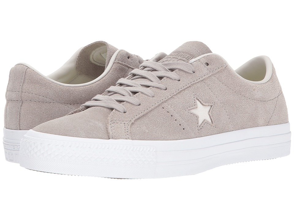 Converse Skate One Star Pro Ox (Malted/Pale Putty/White) Men