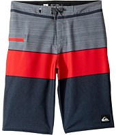 Quiksilver Kids - Everyday Blocked Vee Boardshorts (Big Kids)