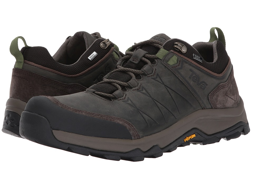 Teva - Arrowood Riva WP (Black Olive) Mens Shoes