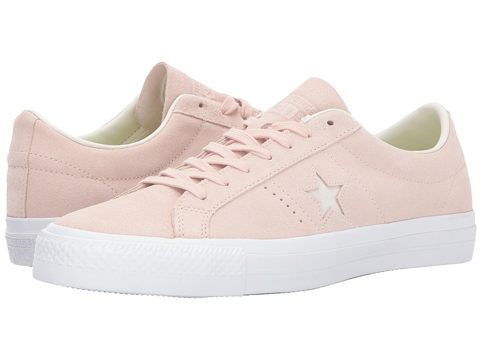 Converse Skate One Star Pro Ox (Dusk Pink/Egret/White) Men