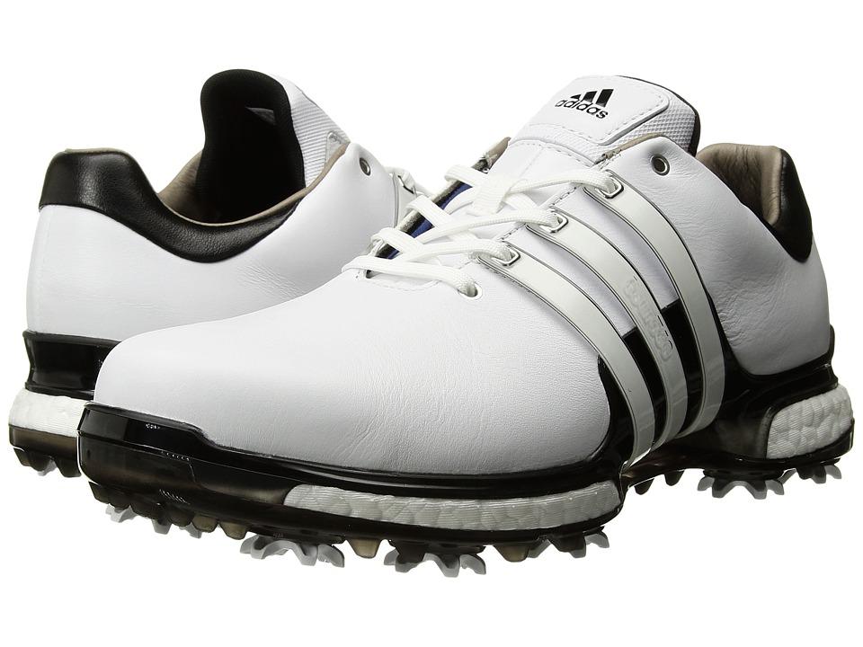 Adidas Golf - Tour360 2.0 (Footwear White/Core Black/Core...