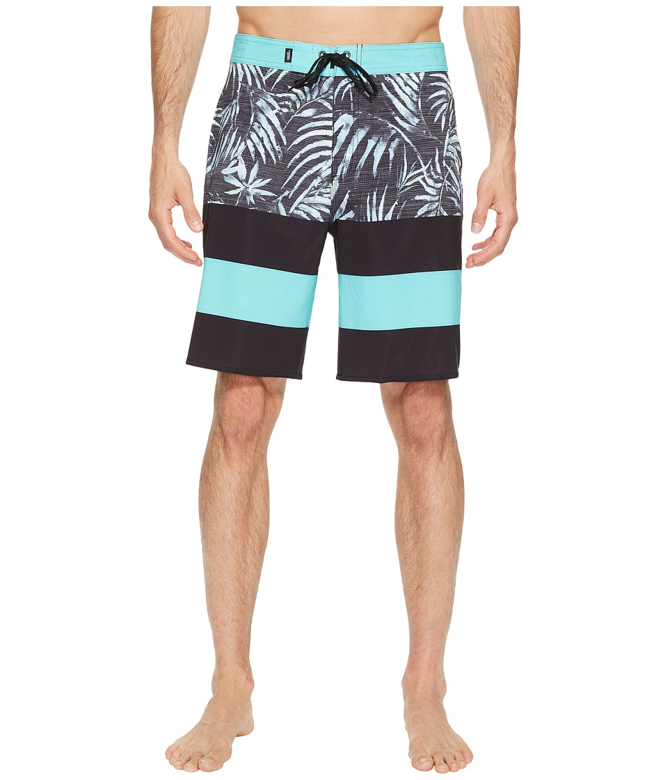 Vans Era Stretch Boardshorts 20 (Black Water Palm) Men