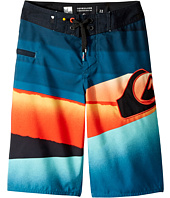 Quiksilver Kids - Slash Logo Boardshorts (Big Kids)