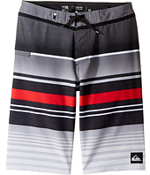 Quiksilver Kids - Everyday Stripe Vee Boardshorts (Big Kids)