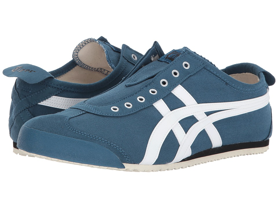 Onitsuka Tiger by Asics Mexico 66 Slip-On (Ink Blue/White) Shoes