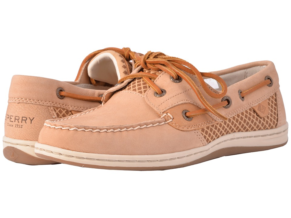 Sperry Koifish Etched (Linen) Women
