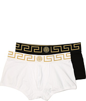 Versace - Iconic Low Rise Trunks 2-Pack