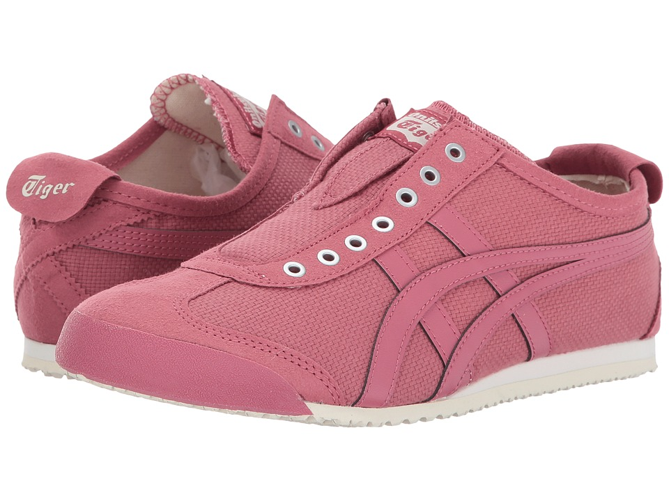 Onitsuka Tiger by Asics Mexico 66 Slip-On (Mauve Wood/Mauve Wood) Women