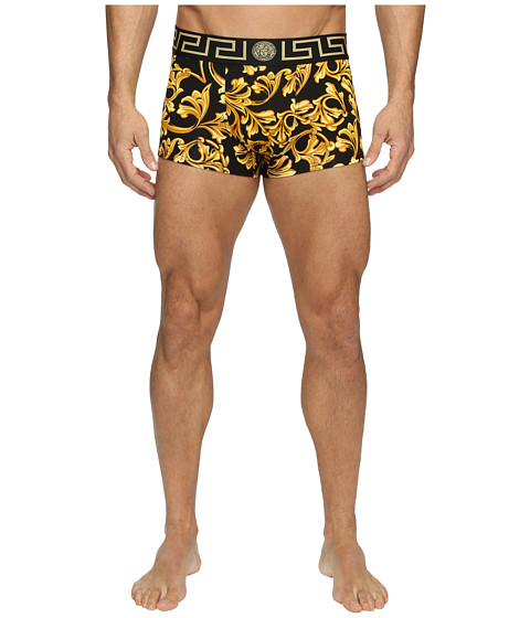 Versace Barocco Low Rise Trunks