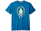 Volcom Kids - Melty Stone Short Sleeve Tee (Big Kids)