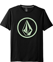 Volcom Kids - Classic Stone Short Sleeve (Big Kids)