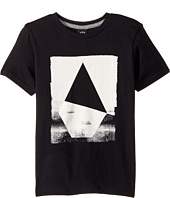 Volcom Kids - Hand Geo Short Sleeve (Toddler/Little Kids)