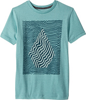 Volcom Kids - Warble Stone Short Sleeve (Toddler/Little Kids)