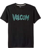 Volcom Kids - Tetsunori Stone Short Sleeve (Big Kids)