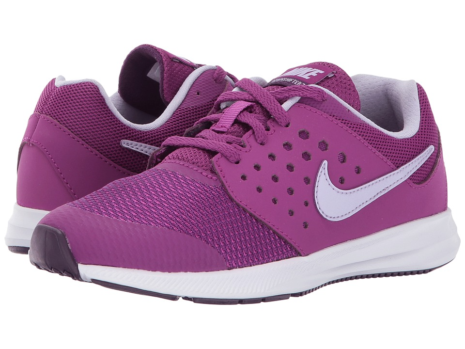 Nike Kids Downshifter 7 (Little Kid) (Night Purple/Violet Mist/Bold Berry) Girls Shoes