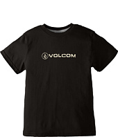Volcom Kids - Lino Euro Short Sleeve Tee (Toddler/Little Kids)