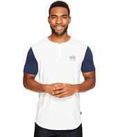 Vans - Hitson II Short Sleeve Henley Top