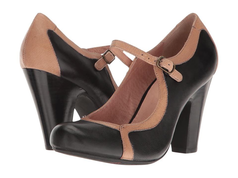 Miz Mooz Nectar (Black) High Heels
