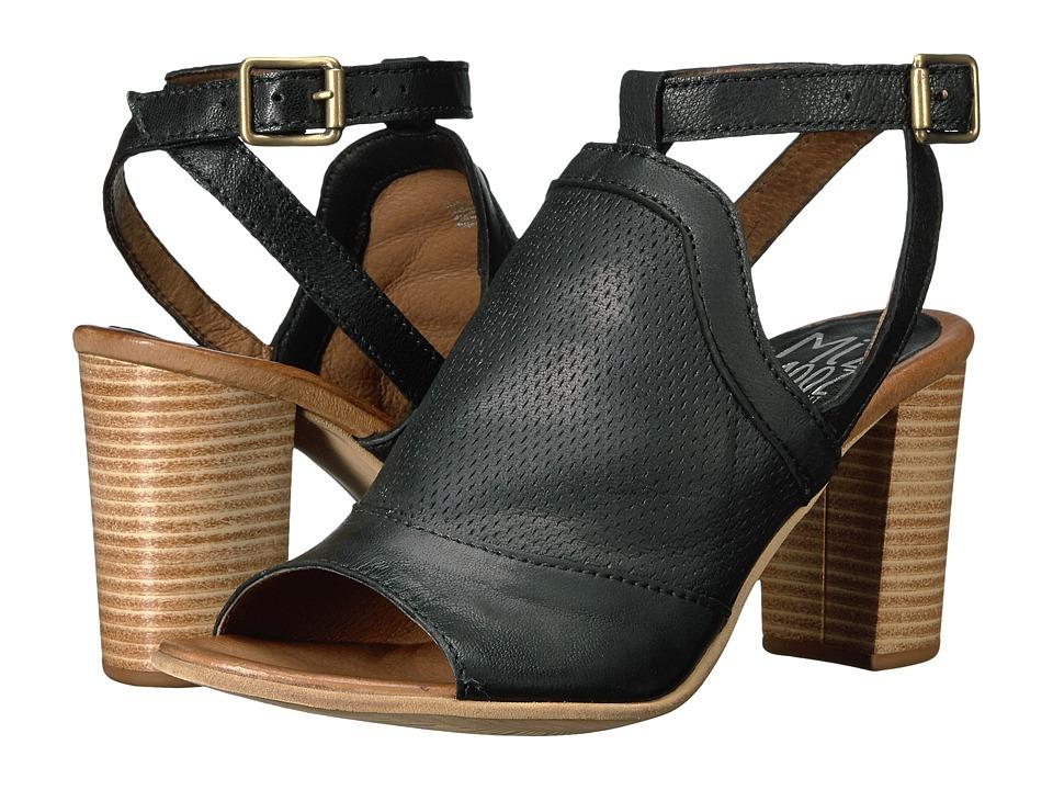 Miz Mooz Shiloh (Black) High Heels