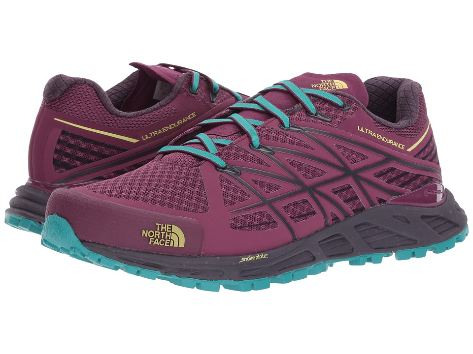 The North Face - Ultra Endurance (Amaranth Purple/Vistula Blue) Womens Shoes