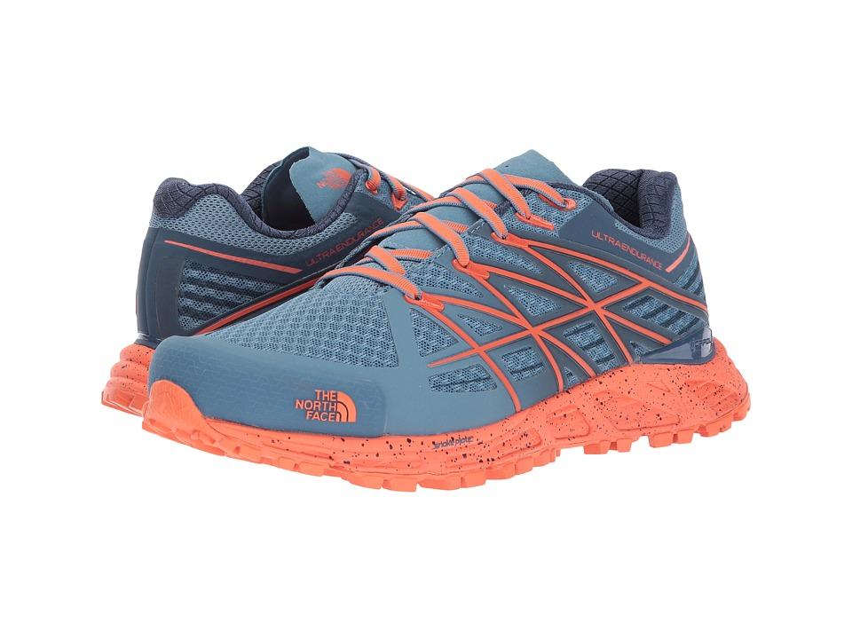 The North Face Ultra Endurance (Provincial Blue/Nasturtium Orange) Women