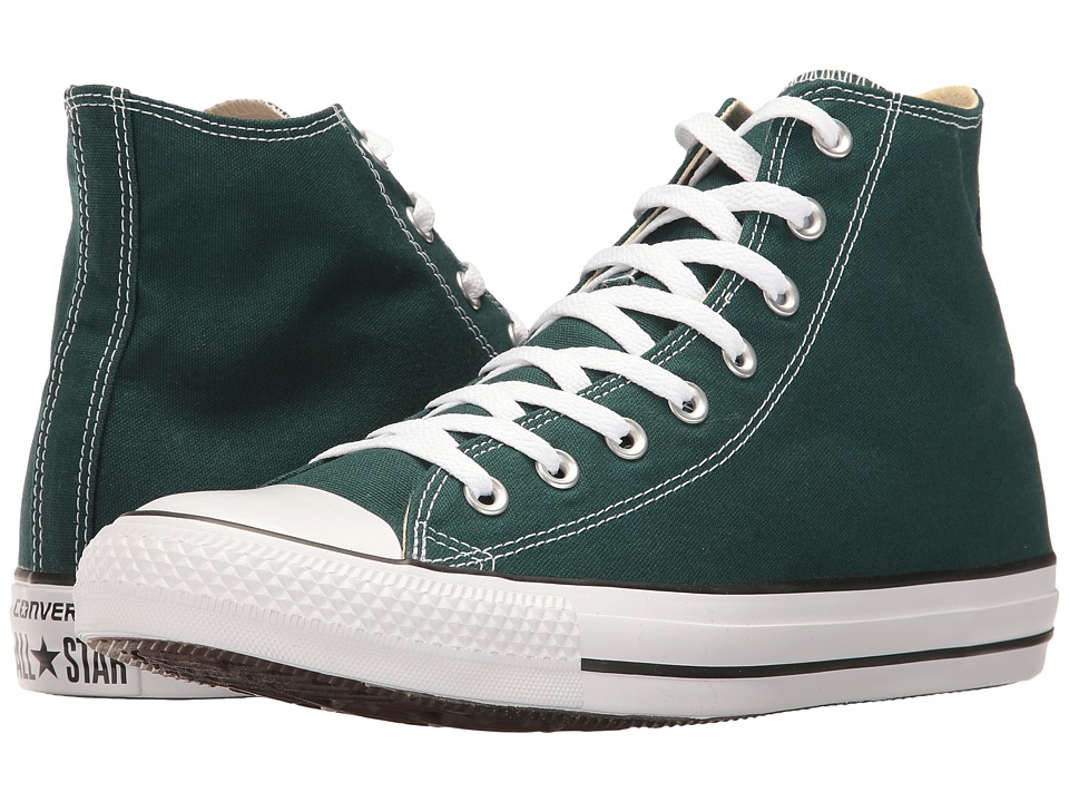 Converse Chuck Taylor All Star Hi (Dark Atomic Teal) Classic Shoes